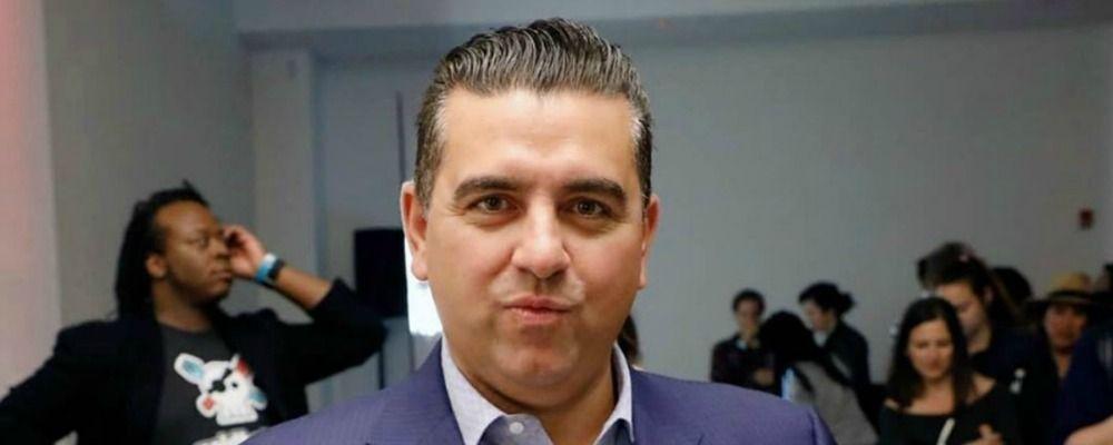 Buddy Valastro, brutto incidente per il Boss delle torte: la foto in ospedale