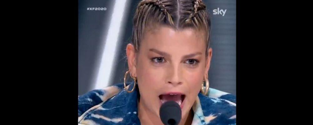 X Factor 2020, Emma Marrone si ribella al maschilismo: 'Siamo bionde, non siamo stupide'