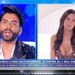 Antonella Mosetti, lite in tv con Federico Fashion Style: 'Mi hai fatto perdere tutti i capelli'