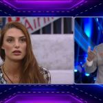 Grande Fratello Vip, Francesca Pepe smascherata in diretta sulla bugia di Miss Europa