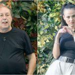 GFVip, Fulvio Abbate ad Adua Del Vesco, ex anoressica: 'Sei grossa? Dimagrisci'