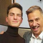 Gabriele Corsi, lutto a Deal With It: 'Il più giovane, non è giusto'