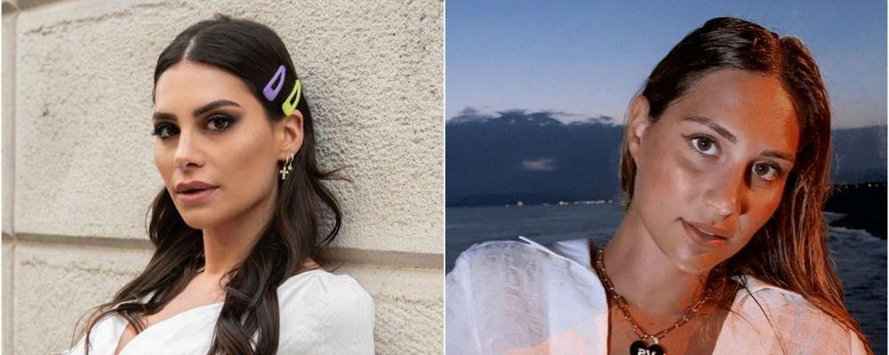 Uomini e Donne: Ludovica Valli incinta commenta il silenzio della sorella Beatrice