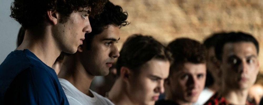 Mare fuori, la fiction con Carolina Crescentini in 12 puntate: cast e anticipazioni prima puntata