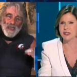 Cartabianca, Mauro Corona insulta Bianca Berlinguer: 'Zitta gallina'