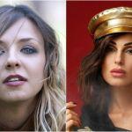 GFVip, Myriam Catania: 'Anna Tatangelo? Una napoletana poco elegante'