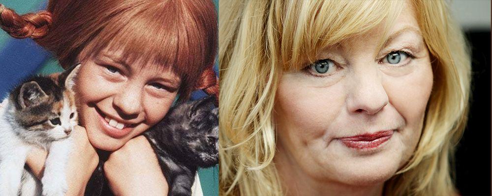 """Inger Nillson: """"Pippi Calzelunghe è ancora un modello per le ragazze"""""""
