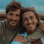 Stefano De Martino e Marcello Sacchetta di nuovo amici: 'Le matite spezzate colorano ancora'