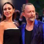 Thom Yorke e Dajana Roncione: nozze per il leader dei Radiohead e l'attrice siciliana