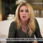 Paola Ferrari su Diletta Leotta 'Stereotipo superato'