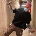 Fedez finisce in ospedale, disavventura per il cantante