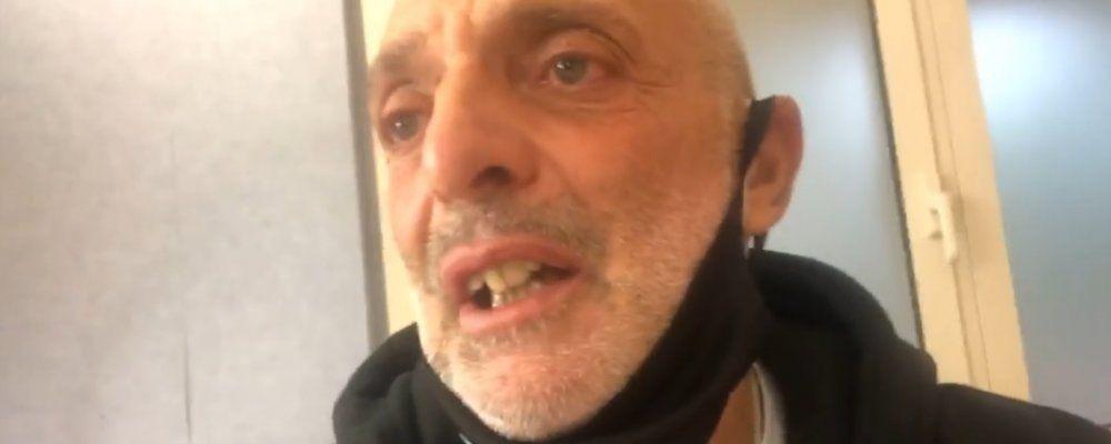 Grande Fratello Vip, Paolo Brosio appena guarisce entra nella Casa