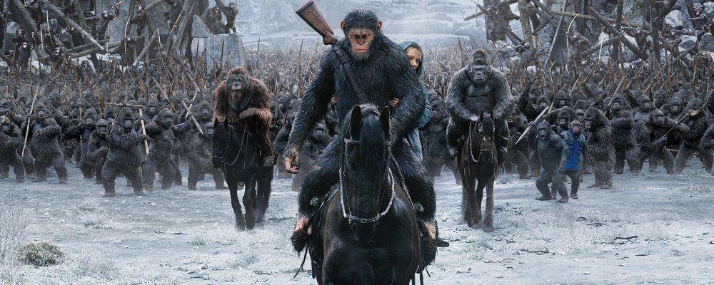 The War - Il pianeta delle scimmie, trama, cast e curiosità del terzo capitolo