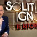 Ascolti tv, dati Auditel domenica 20 settembre: lo speciale Soliti Ignoti vince su Live