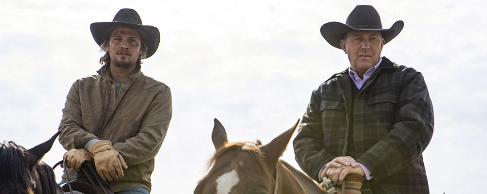 Yellowstone 2, Kevin Costner torna nei panni del cowboy John Dutton