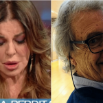 Alba Parietti piange il principe Giuseppe Lanza di Scalea: 'La mia vita non sarà più la stessa'