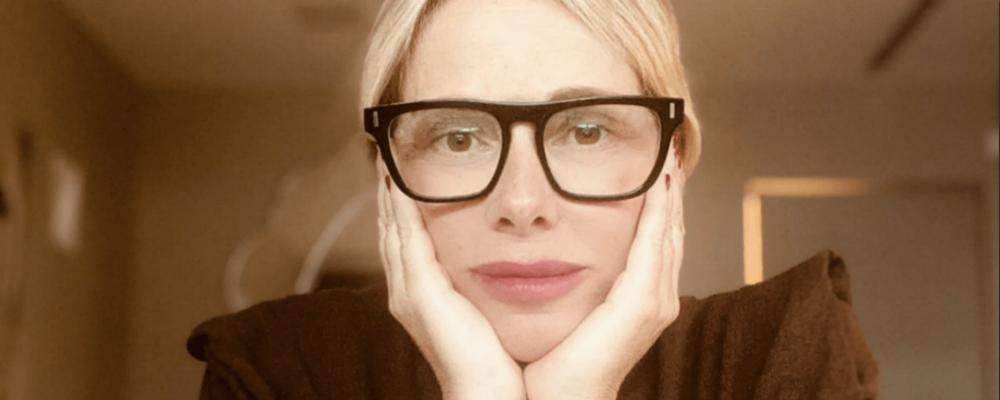 Alessia Marcuzzi: tampone negativo, ma cosa vuol dire che era leggermente positiva?
