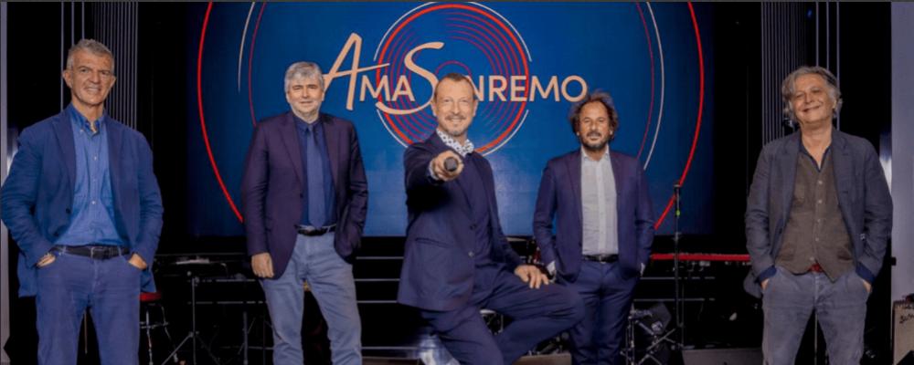 AmaSanremo quarta puntata, Marco Masini ospite di Amadeus
