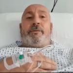 Maurizio Battista in ospedale: 'Me la sono vista brutta'