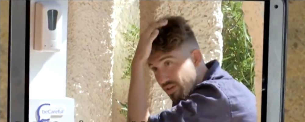Temptation Island 2020, Salvo: 'Francesca? Mi ritengo già single'