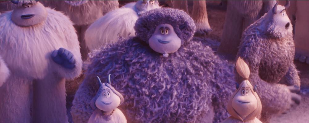 Smallfoot il mio amico delle nevi, trailer trama e curiosità del film doppiato dai Me contro Te