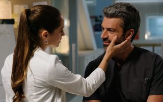 Doc nelle tue mani, le foto della serie con Luca Argentero