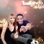 Ballando con le stelle, Alessandra Mussolini è tornata ad allenarsi