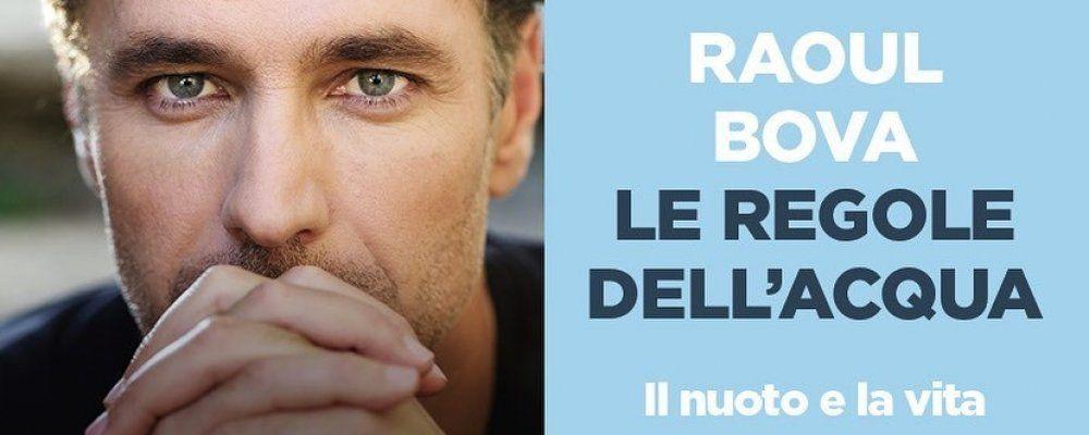 Le regole dell'acqua il libro autobiografico di Raoul Bova