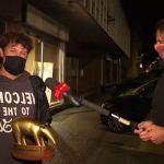 Tapiro d'oro a Marco Iconize Ferrero per la finta aggressione omofoba