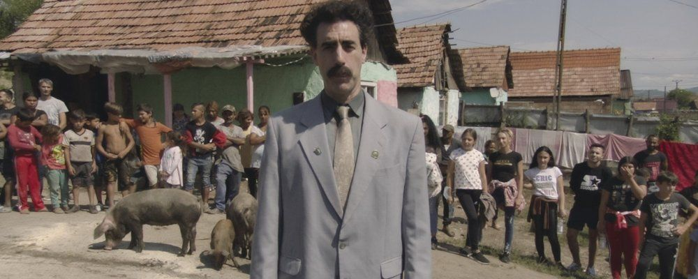 Borat 2, il nuovo e pazzo film di Sacha Baron Cohen