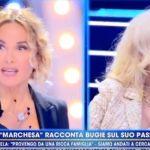 Barbara D'Urso mette al bando la Marchesa d'Aragona