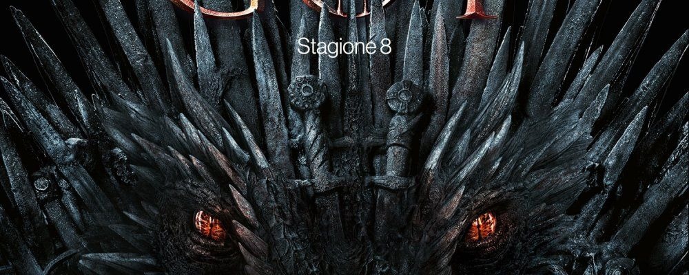 Game of Thrones 8 l'ultima stagione in chiaro su Rai4