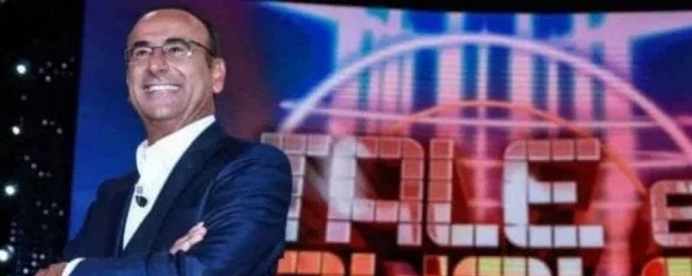 Tale e Quale Show, Carlo Conti 'Sono positivo al Covid-19'