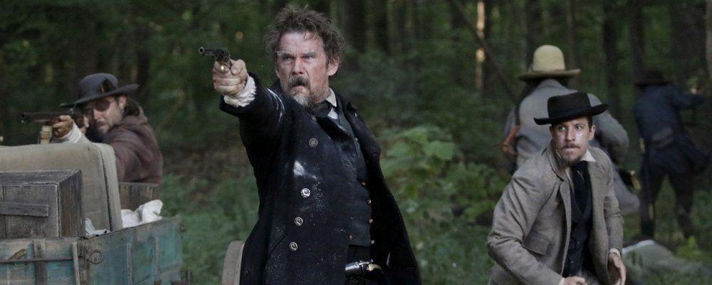The Good Lord Bird, trama e cast sulla miniserie con Ethan e Maya Hawke