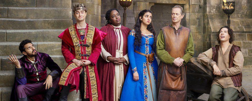 Miracle Workers Dark Ages, con la seconda stagione dal Paradiso al Medioevo