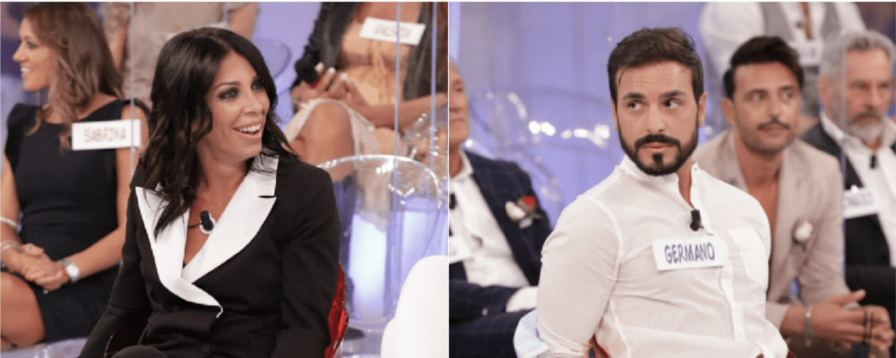 Uomini e Donne: Valentina Autiero e Germano Avolio lasciano il programma con riserva