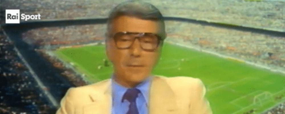 Addio Alfredo Pigna, è morto lo storico volto della Domenica Sportiva