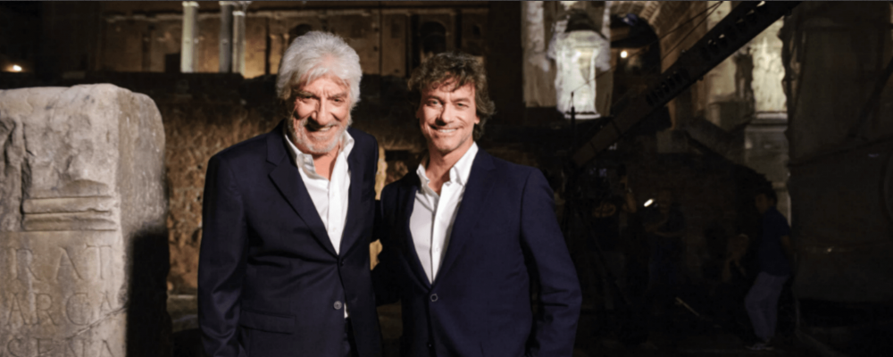 Ulisse, Alberto Angela omaggia Gigi Proietti: anticipazioni