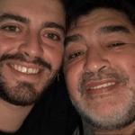 Diego Armando Maradona Jr, l'ultimo saluto al padre: 'Il capitano del mio cuore non morirà mai'