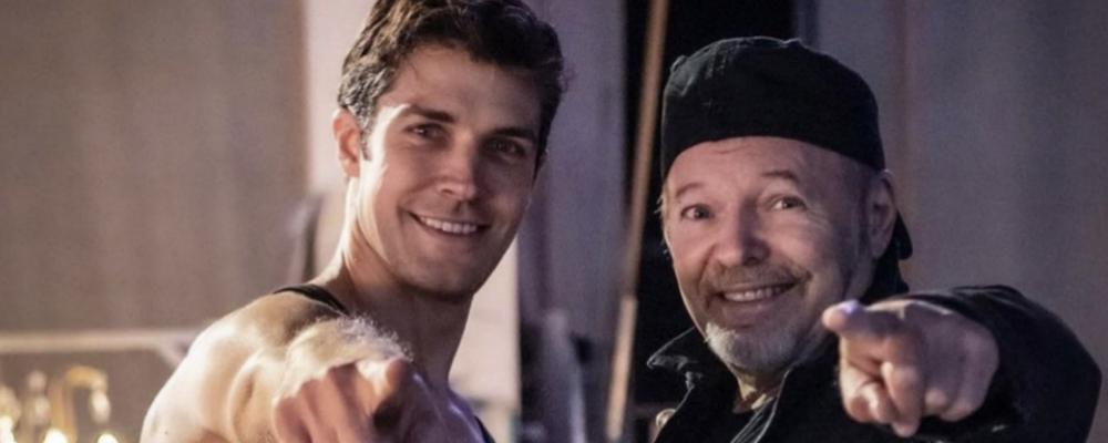 Vasco Rossi primo ospite di Roberto Bolle a Danza con me