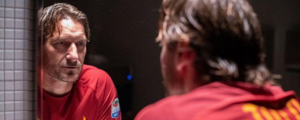 Mi chiamo Francesco Totti il ritratto del campione della Roma di Alex Infascelli