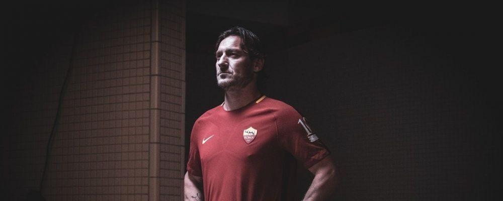 Verissimo, Francesco Totti 'Non sarà un Natale come gli altri, ho perso mio padre'