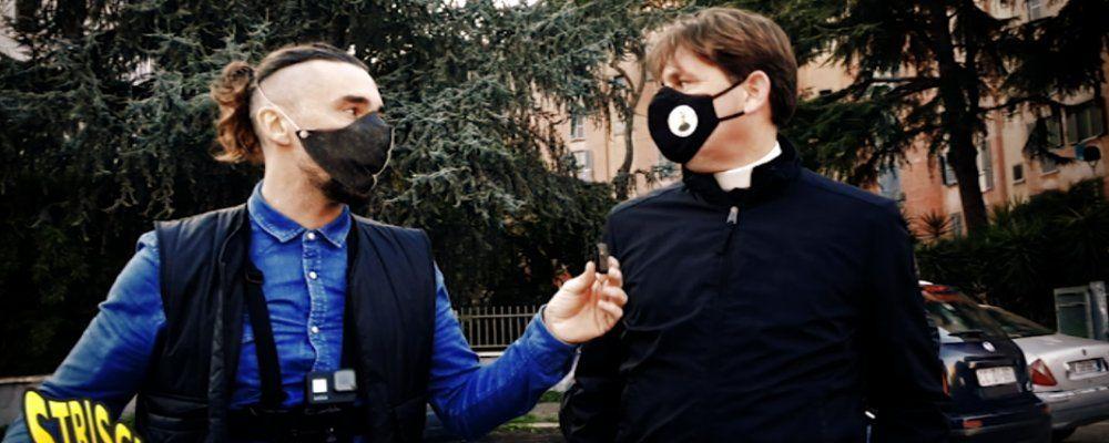 Striscia la notizia, minacce di morte a Brumotti nel rione San Basilio di Roma