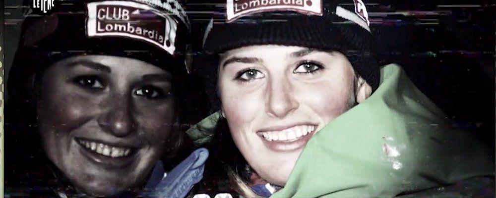 Le Iene, lo scherzo a Nadia Fanchini, la campionessa di sci in lacrime