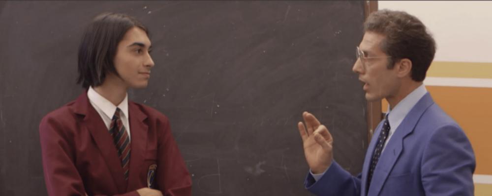Il Collegio 5, espulso Alessandro Andreini che insulta il professor Maggi: 'Pervertito'