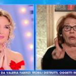 Valeria Fabrizi dopo il furto: 'Non perdono i ladri'