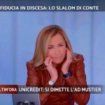 Stasera Italia, esplosioni in studio. Barbara Palombelli: 'Siamo impazziti'