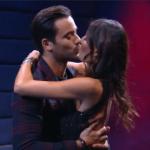 GFVip ventiquattresima puntata: Elisabetta Gregoraci bacia Pierpaolo Pretelli e lascia la casa