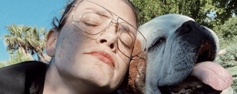 Emma Marrone piange la morte del cane Gaetano: 'Hai lasciato un vuoto enorme'