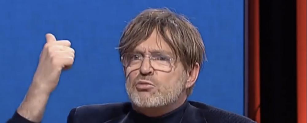 Filippo Facci: 'Maradona? Mediocre, drogato e ladro'. Bufera a Tiki Taka